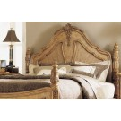 Perla Short Post Queen Bed